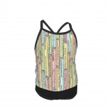 Ruler Collection Summer Two Piece Fashion Girl Swimsuit,Suitable for most girls aged 3-6.