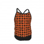 Oklahoma State University Summer Two Piece Fashion Girl Swimsuit,Suitable for most girls aged 3-6.