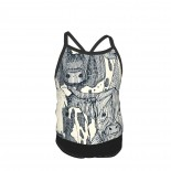 Just Ox Indigo Pearl Summer Two Piece Fashion Girl Swimsuit,Suitable for most girls aged 3-6.