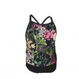 Midnight Forest VII Summer Two Piece Fashion Girl Swimsuit,Suitable for most girls aged 3-6.