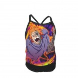 Naruto Summer Two Piece Fashion Girl Swimsuit,Suitable for most girls aged 3-6.