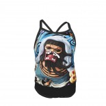 One Piece Torrepol Summer Two Piece Fashion Girl Swimsuit,Suitable for most girls aged 3-6.