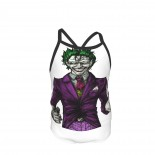 Suicide Squad The Joker Summer Two Piece Fashion Girl Swimsuit,Suitable for most girls aged 3-6.