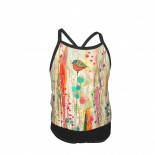 This Strange Feeling Of Liberty Summer Two Piece Fashion Girl Swimsuit,Suitable for most girls aged 3-6.